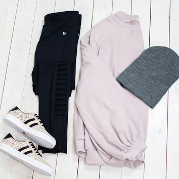 Alice Oversized Pullover Top