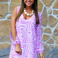 Boom Boom Pow Dress: Orchid   Hope's