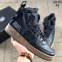 NIEK SF AIR FORCE 1 MID military style men and women high-top shoes F-AA-SDDSL-KHZHXMKH #3