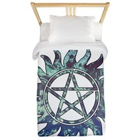 Supernatural Symbol Twin Duvet