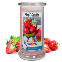 Freshly Picked Strawberries | Ring Candle®