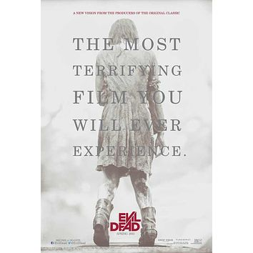 Evil Dead 27x40 Movie Poster (2013)