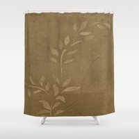 Sepia Vine Vintage Floral Home Decor | Corbin Henry Collection By Corbin Henry | Society6