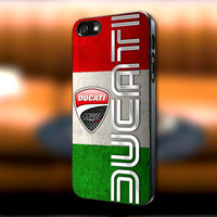 Logo Ducati Corse White Strip iPhone case, Logo Ducati Corse White Strip Samsung Galaxy s3/s4 case, iPhone 4/4s case, iPhone 5 case