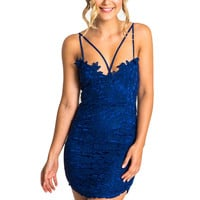 Openwork Crochet Sexy Lace Dress Fashion Strapless Backless Package HIp Women Mini Dress Vestidos YXNH80587