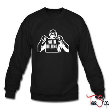 Faith Hilling 5 sweatshirt