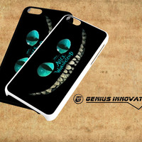 Cheshire Cat Alice In Wonderland Samsung Galaxy S3 S4 S5 Note 3 , iPhone 4(S) 5(S) 5c 6 Plus , iPod 4 5 case