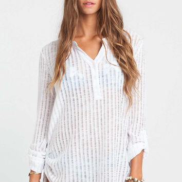Billabong - Lovechild Cover-Up | White