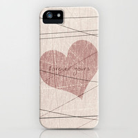 Forever Yours iPhone Case by Belle13   Society6