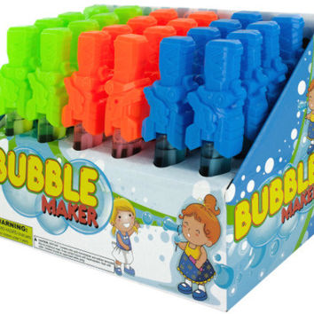 bubble wand countertop display Case of 24
