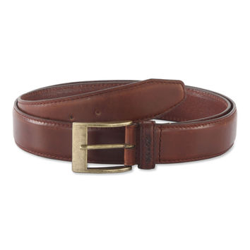 Style n Craft 391903 Leather Belt in Brandy Color