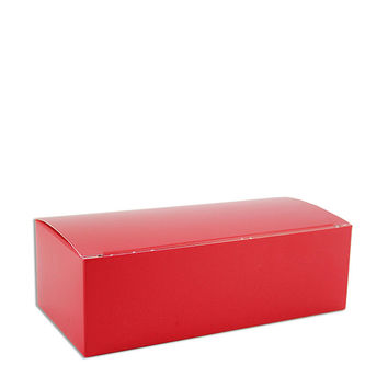 Red 1/2 LB Candy Box