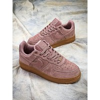 Nike Air Force 1 Low Af1 Pink Sport Shoes
