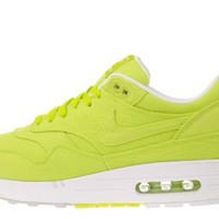 Nike Air Max 1 TXT NSW Sportwear Textile Cyber Mens Running Shoes 308866-302