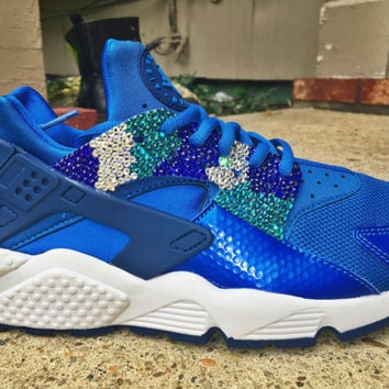 Shop Custom Huarache Nike On Wanelo
