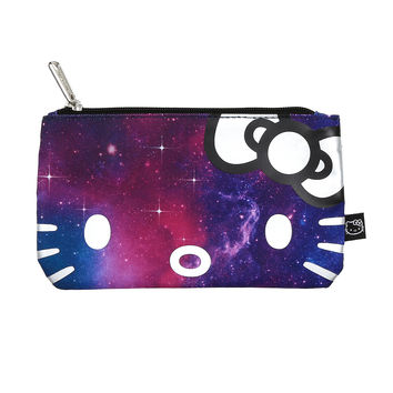 Loungefly Hello Kitty Galaxy Pencil Case