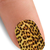 Point the Way Nail Stickers in Leopard | Mod Retro Vintage Cosmetics | ModCloth.com