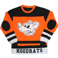 AnmlHse - Local Hoodrats Hockey Jersey in Orange
