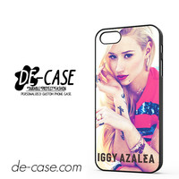 Iggy Azalea DEAL-5528 Apple Phonecase Cover For Iphone 5 / Iphone 5S
