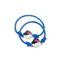 MLB Aminco Detroit Tigers Hello Kitty Bracelet and Hair Tie Set