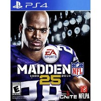 EA Sports Madden NFL: 25 PRE-OWNED (PlayStation 4)