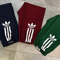 ADIDAS 2018 trendy men's and women's comfortable breathable casual trousers F-AA-XDD