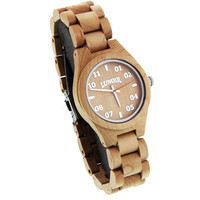Wooden Watch Maple Small