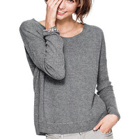Cashmere Boxy Sweater - Victoria's Secret