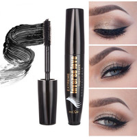 Eyelash Extension Volume Curling Black Mascara