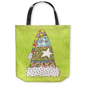 https://www.dianochedesigns.com/tote-bags-marley-ungaro-santa-hat-lime.html