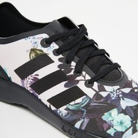 adidas Originals Botanical Floral ZX Flux Sneakers
