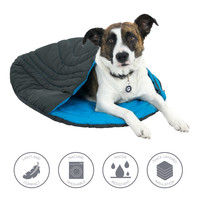 Water Resistant Dog Sleeping Bag with Included Stuff Sack