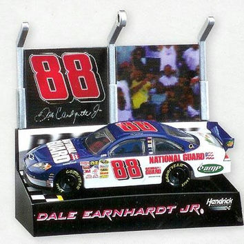Officially Licensed Nascar Chirstmas Ornament - Featuring Dale Earnhardt Jr.