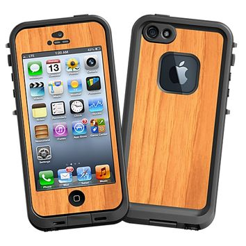 Hickory Skin for the iPhone 5 Lifeproof Case by skinzy.com