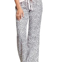 Women's Printed Flannel PJ Pants