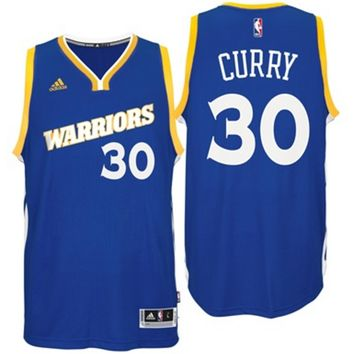 Stephen Curry - Golden State Warriors - 2016/17 Swingman Jersey