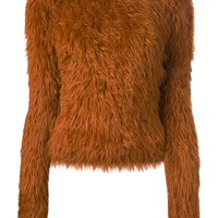 Kenzo Vintage furry knit sweater