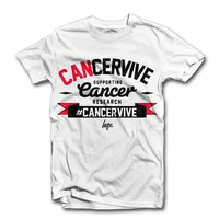 HYPE. Clothing — HYPE. x #CANCERVIVE