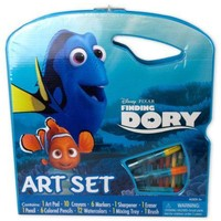 Finding Dory Large Art Set 40 piece (Available in a pack of 2)