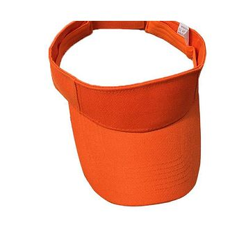 Design Tennis Caps Women Men Unisex Outdoor Beach Sports Sun Visor Hat Golf Tennis Adjustable