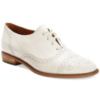 Enzo Angiolini Cristin Lace Up Oxfords