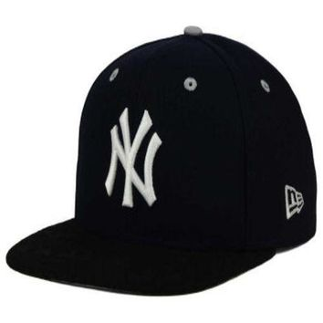 New York Yankees New Era MLB Tribal Tone 9FIFTY Snapback Hat