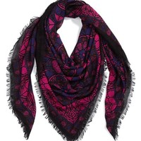 Alexander McQueen 'Stained Glass' Scarf | Nordstrom