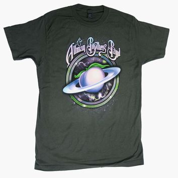 Allman Brothers Space Peach Soft T-Shirt