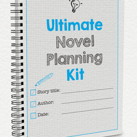 Ultimate Novel Planning Kit - Printable Writing Worksheets