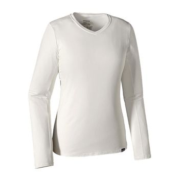 Patagonia Women's Long-Sleeved Capilene® Daily T-Shirt