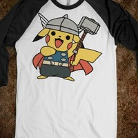 Pikachu God of Thunder