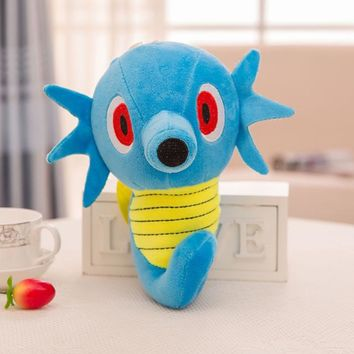 Pokemon Stuffed Plush Horsea