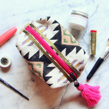 Big Sky Make-up Bag