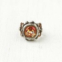 Mikal Wynn Womens Filigree Stone Ring